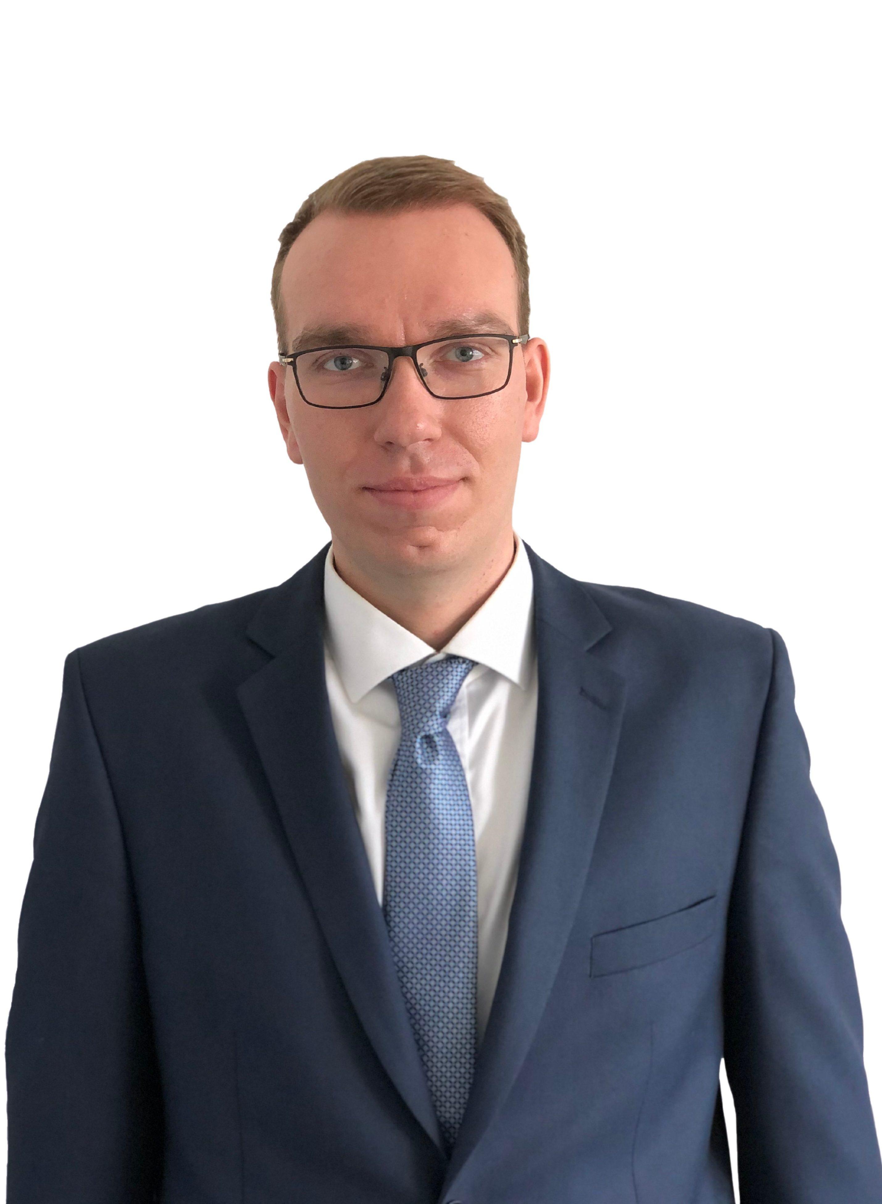 Mgr. Tomáš Mackovík, lawyer